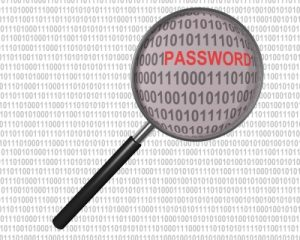 Exposed password