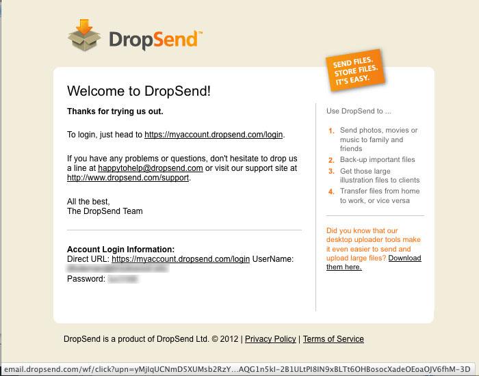 sample11-DropSend